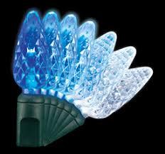 led light design cool blue and white led lights white