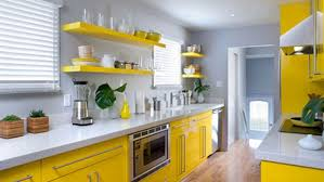 kitchen with yellow walls and gray cabinets kitchen with yellow walls and gray cabinets yellow and grey kitchen