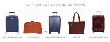 ricardo beverly hills luggage bags and more