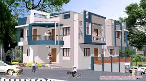 indian house design with plan youtube