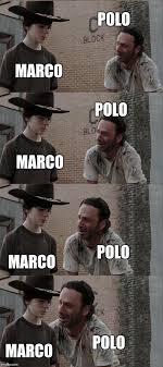 Marco Meme - rick and carl long meme imgflip