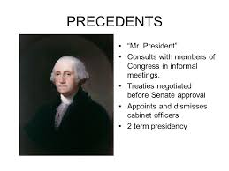 Cabinet Officers The Washington Administration Ppt Download