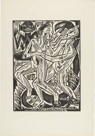 moma the collection max pechstein and lead us not into