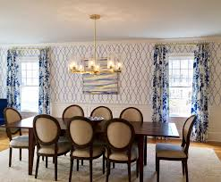 Dining Room Drapery Gallery The Sewing Loft Of Avon