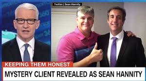 Anderson Cooper Meme - cnn s anderson cooper calls out sean hannity s massive conflict of