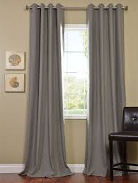 Steel Grey Curtains Steel Grey Grommet Cotenza Curtain Panel Home Pinterest