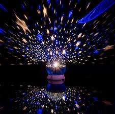 Star Light Projector Bedroom - baby night light lamp uinstone moon star projector 360 degree