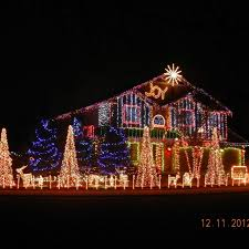 this is halloween house light show cadger christmas light show youtube