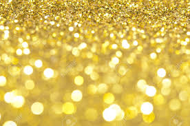 shiny blurry lights in yellow colors stock photo picture
