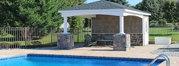 pool house quality amish buildings including amish patio furniture amish mike