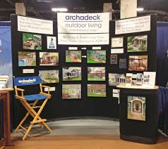 home remodeling and trade shows custom decks porches patios
