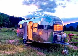 7 retro chic airstream renovations airstream airstream