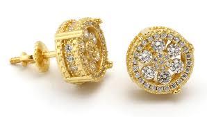 gold stud earrings for men earrings mens diamond earrings stunning diamond stud earrings
