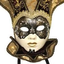 jester masquerade mask mardi gras jester cat eye masquerade mask 7 5 inches x 3 inches