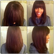 long weave bob hairstyles quick weave bob long hair latest