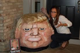 Donald Trump Halloween Costume What U0027s Sexier The U0027trumpkin U0027 Or The Donald Trump Halloween