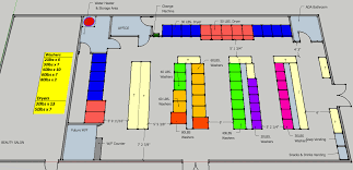 2500 Sq Ft Floor Plans by Open Forum Coin Laundry Association