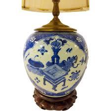 tips asian table lamp oversized ginger jars ginger jar lamps