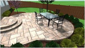 Backyard Cement Patio Ideas Stamped Concrete Backyard Ideas Concrete Backyard Design Concrete