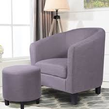 Oversized Chair With Ottoman Chair Ottoman Sets You Ll Wayfair