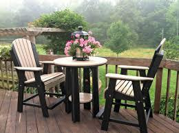 balcony table simple home design ideas academiaeb com