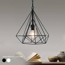 wire cage pendant light geometric wire cage pendant light tudo co tudo and co