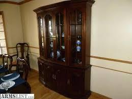 Dark Cherry China Cabinet  Guarinistorecom - Pennsylvania house dining room set
