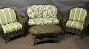 st thomas 4 piece deep seating set wattana 4 jaetees wicker