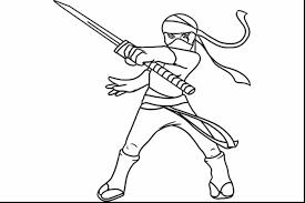incredible teenage mutant ninja turtles coloring pages ninja