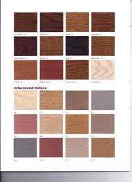 duraseal stain color chart affordable size of color on