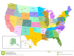 map us states and capitals united states map and states and capitals