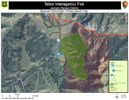 Wyoming Wildfires Map Teton Interagency Fire Dispatch Center