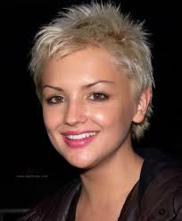 rachel thinning hair rachael leigh cook with her hair chopped off platinum blonde pixie