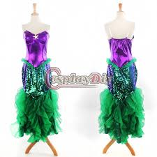 Mermaid Costumes Child Little Mermaid Costumes Compare Prices On Ariel Adults Costume Online Shopping Buy Low