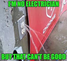 Electricity Meme - time to do the electric slide imgflip