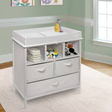 White Changing Table Topper Cheap Baby Changing Table Dresser Best Table Decoration