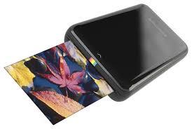best buy printer black friday polaroid zip mobile printer black polmp01b best buy