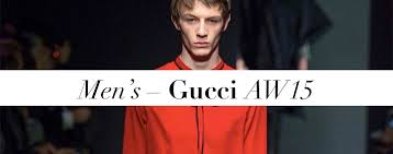 gucci 2015 heir styles for men men s androginity gucci aw15 design culture by ed