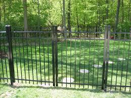 metal fence aluminum fencing ornamental fences