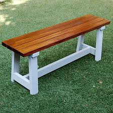 Slat Bench Easy Slat Bench 3 Steps With Pictures
