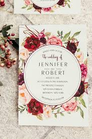 wedding invitations floral best 25 floral wedding invitations ideas on wedding