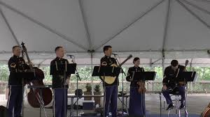 Wildfire Bluegrass Band by The United States Army Band Bluegrass Combo Wolf Trap National