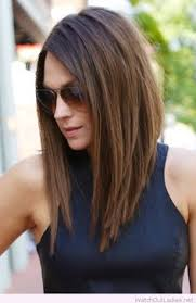 slanted hair styles cut with pictures cool long angled bob pinteres