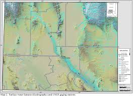Nmsu Campus Map Tr322 U2013 New Mexico Water Resources Research Institute