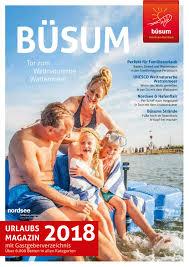 Schlafzimmerm El Nele Büsumer Urlaubsmagazin 2018 By Nordsee Heilbad Büsum Issuu