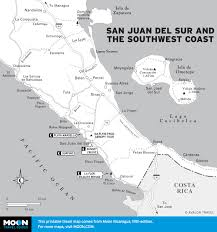 Street Map Of San Jose Costa Rica by How And Why To Visit San Juan Del Sur Moon Com