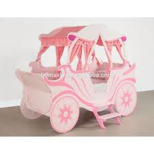 girls princess carriage bed children wooden princess carriage bed buy princess carriage bed