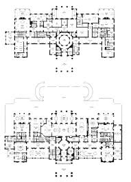 house plan mega mansion striking floor plans homes mansions of