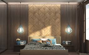 bedroom wall ideas wooden wall designs 30 striking bedrooms that use the wood finish
