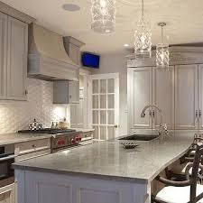 White Wash Kitchen Cabinets White Washed Kitchen Island Design Ideas